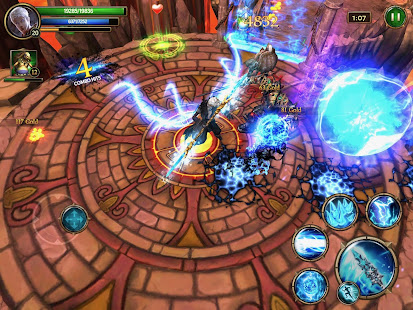 Hack Game Dawnblade (Early Access) apk free