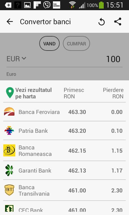 Curs BNR, Curs valutar online, Curs euro