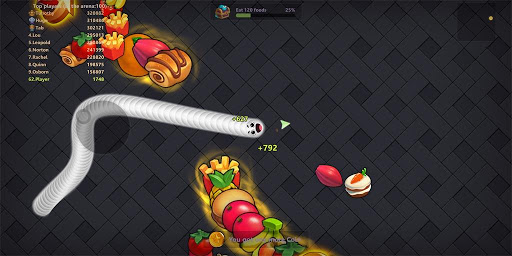Snake Zone .io - New Worms & Slither Game For Free apkmartins screenshots 1