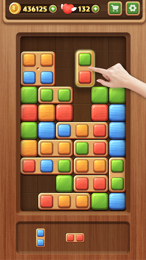 Color Wood Block Puzzle - Free Fun Drop Brain Game 1.4.6 screenshots 6