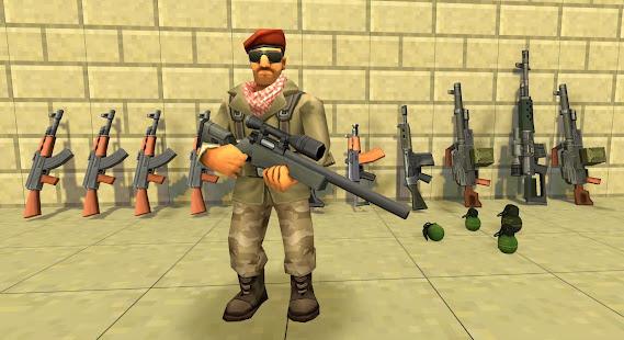StrikeBox: Sandbox&Shooter 1.4.9 Screenshots 1