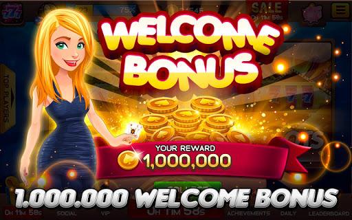 ud83cudfb0 Free Casino: Slots and Poker - win your jackpot  screenshots 1