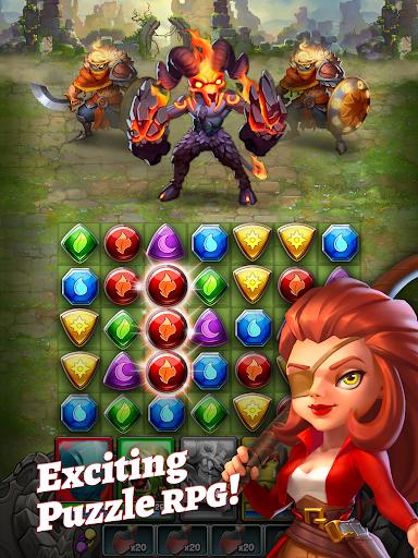 Dragon Strike: Puzzle RPG 0.3.7 screenshots 7