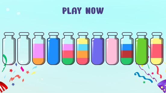 Water Sort Puzzle - Color Sorting Game 4.0.0 Screenshots 15