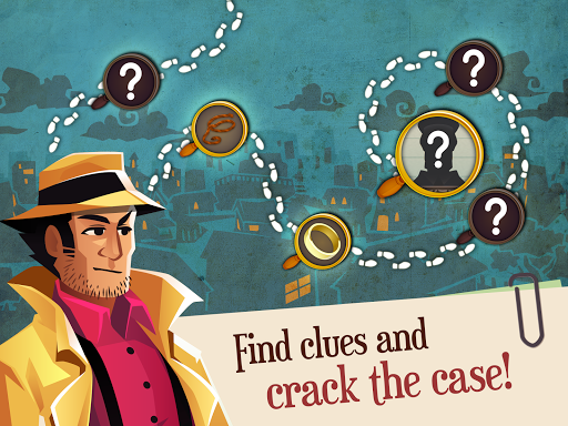 Solitaire Detectives - Crime Solving Card Game 1.3.1 screenshots 8