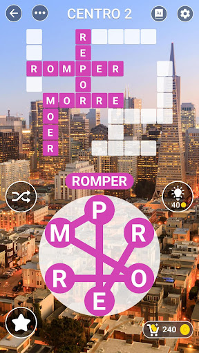 Cidade das Palavras: Palavras Conectadas  Screenshots 9