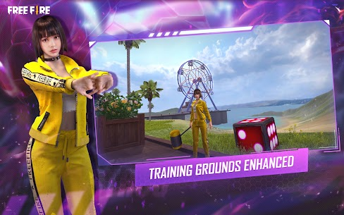 Free Fire Mod APK Download (Unlimited Diamonds) – Updated 2021 4