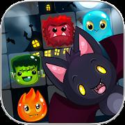 Halloween Monsters II: Match 3