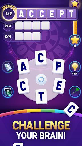 Wheel of Fortune: Words of Fortune Crossword Fun  screenshots 6