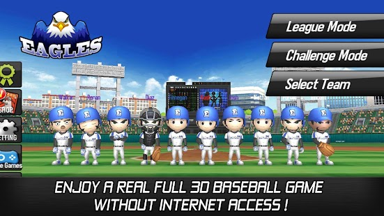 Baseball Star Screenshot