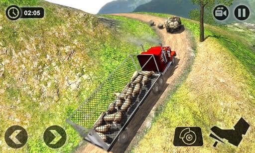 Offroad Farm Animal Truck Driving Game 2020 1.9 Screenshots 2