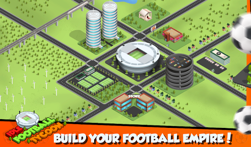 Idle Soccer Tycoon - Free Soccer Clicker Games 3.1.6 screenshots 11
