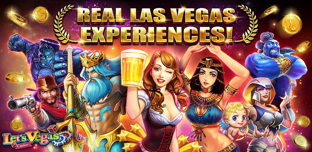 Let's Vegas Slots - Casino Slots poster 0