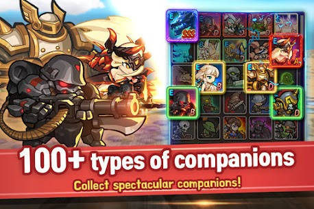 Raid the Dungeon : Idle RPG Heroes AFK or Tap Tap Mod Apk (Mod Menu) 4