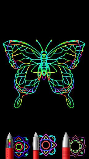 Doodle Master - Glow Art 1.0.26 Screenshots 7