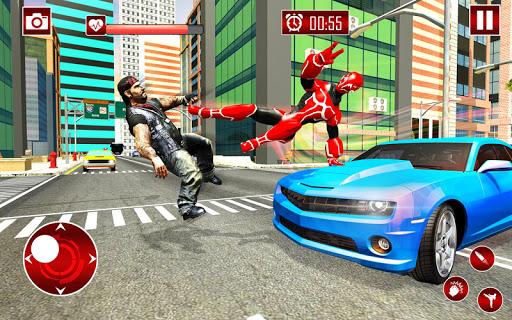 Real Robot Speed Hero apkpoly screenshots 15