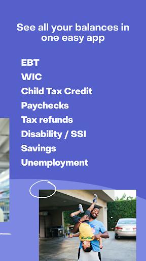 Providers: Manage your EBT, other benefits & debit Apkfinish screenshots 3