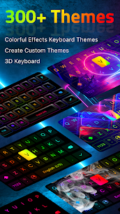 LED Keyboard Mod Apk- RGB Lighting Keyboard (Pro Unlocked) 1