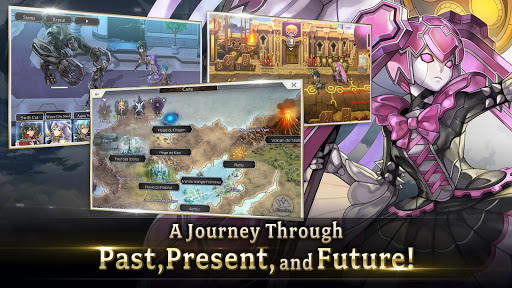 ANOTHER EDEN The Cat Beyond Time and Space  screenshots 17