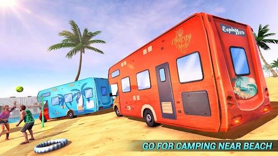 Real Camper Van Driving Simulator – Beach Resort 1.0.7 Mod APK (Unlimited) 3