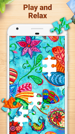 Jigsaw Puzzles - Puzzle Game modavailable screenshots 8