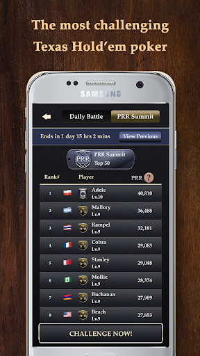 Pokerrrr 2 - Poker with Buddies 4.7.8 Screenshots 6
