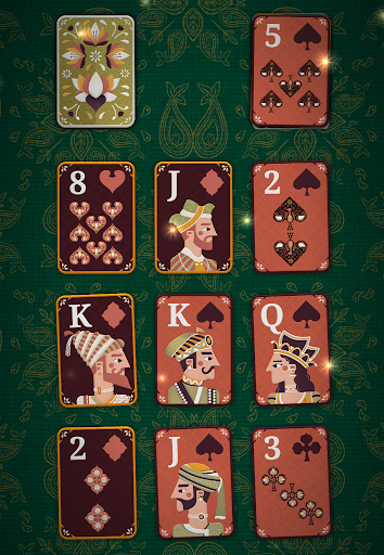 FLICK SOLITAIRE apktreat screenshots 2