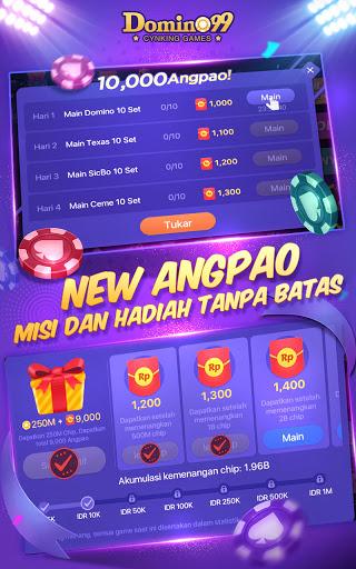 Domino Qiu Qiu Online:Domino 99uff08QQuff09 2.17.0.0 Screenshots 16