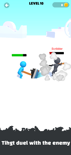 Draw Hammer - Drawing games screenshots 3