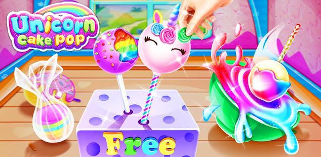 bake cake pops– food cooking games hack