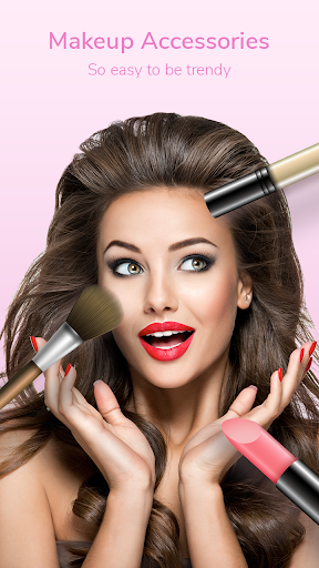Beauty Photo Editor,Pretty Makeup & Selfie Camera 1.7.12 Screenshots 5