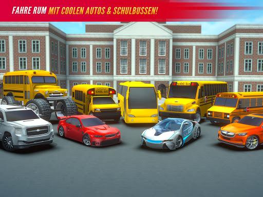 Super High School Bus Simulator und Auto Spiele 3D 2.7 screenshots 12