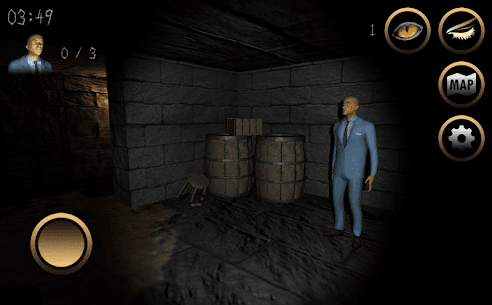 UNREST : 3D Escape Horror Hack Game Android & iOS 4