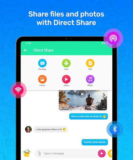 Messenger 1.0 Screenshots 14