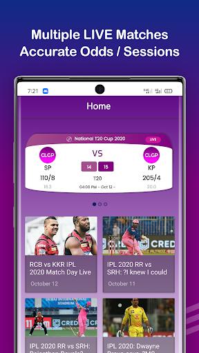 Cric Line Guru Pro | Exchange Live Line modavailable screenshots 1