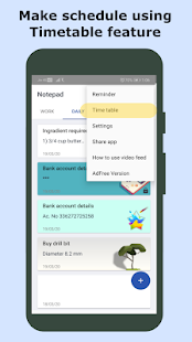 Good Notepad: Notepad, To do, Lists, Voice Memo 3.3.5 Screenshots 8