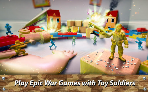 🔫 Toy Commander: Army Men Battles 1.27 screenshots 1