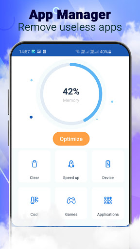 Sweep Cleaner: cache and junk file cleaner android2mod screenshots 4