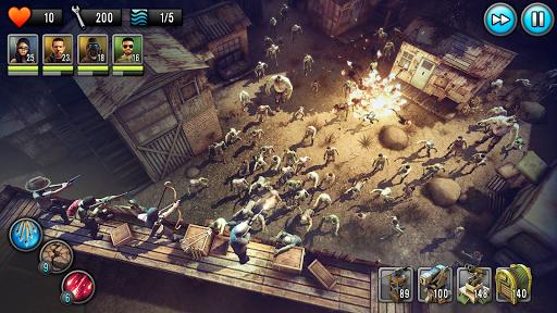 Last Hope TD - Zombie Tower Defense Games Offline  Screenshots 7