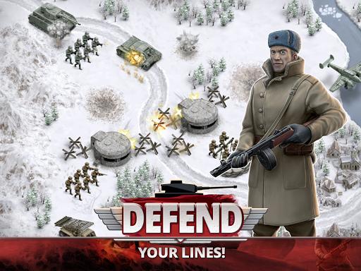 1941 Frozen Front - a WW2 Strategy War Game  screenshots 8