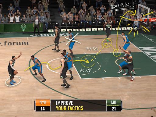 NBA LIVE Mobile Basketball 5.1.20 screenshots 6