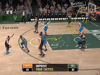 NBA LIVE Mobile Basketball MOD (Unlimited Money) 6