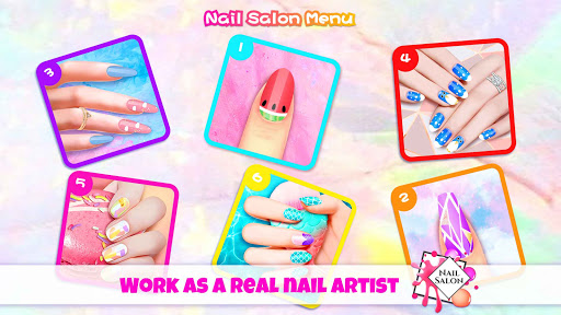 Super Nail Salon: Girl Games screenshots 7