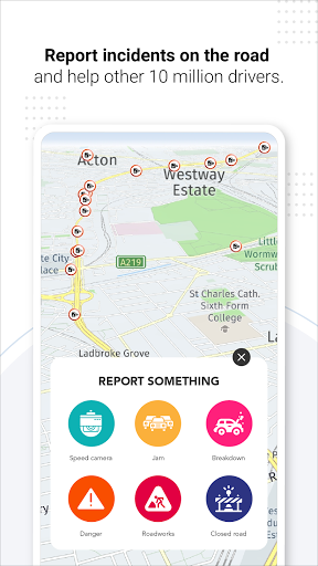 GPS Live Navigation, Maps, Directions and Explore android2mod screenshots 4