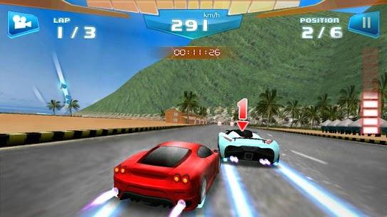 تحميل لعبة Fast Racing 3D مهكرة للاندرويد [آخر اصدار] 2