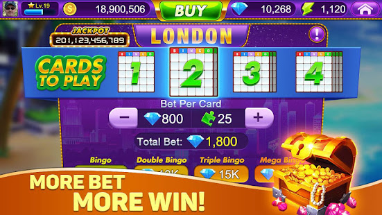 Bingo Fun - 2021 Offline Bingo Games Free To Play 1.0.9 Screenshots 4