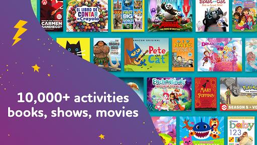 Amazon Kids+:  Kids Shows, Games, More apktram screenshots 1