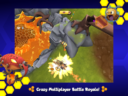 Battle Bees Royale  screenshots 13