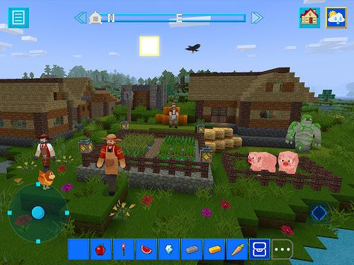 Terracraft Survival: Mine Blocks, Build and Craft 1.2.1 screenshots 3