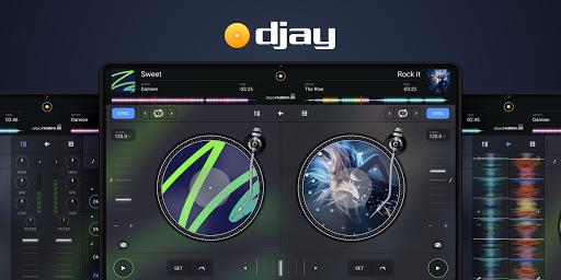 djay - DJ App & Mixer  Screenshots 5